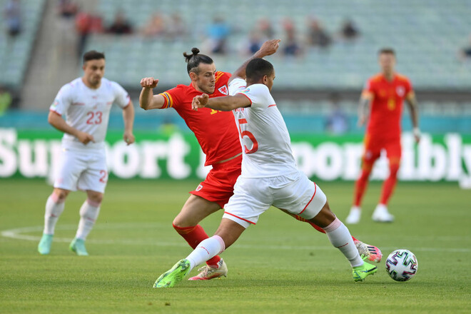 Уэльс – Швейцария – 1:1. Текстовая трансляция матча