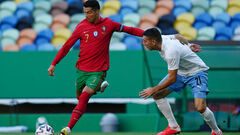 Португалія – Ізраїль – 4:0. Гол Роналду, дубль Бруну. Відео голів та огляд