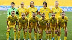 ВИДЕО. Как женская сборная Украины по футболу готовится к матчу с японками