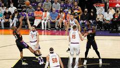 НБА. Финикс громит Денвер во второй игре полуфинала плей-офф