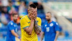 УЕФА объяснил, почему убрал с формы сборной Украины лозунг «Героям слава»