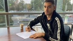 Верес продовжив контракт із українським воротарем