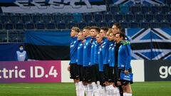 Эстония – Латвия – 2:1 Решающий матч Балтийского кубка. Видео голов и обзор