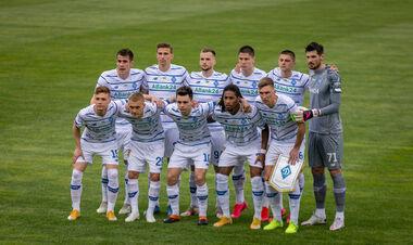 Динамо начнет подготовку к сезону без Луческу