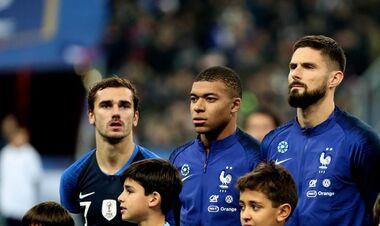 В стане сборной Франции возник конфликт перед стартом Евро-2020