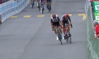 Тур Швейцарии. Андреас Крон выиграл шестой этап