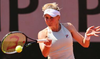 Козлова узнала первую соперницу на турнире в Бирмингеме
