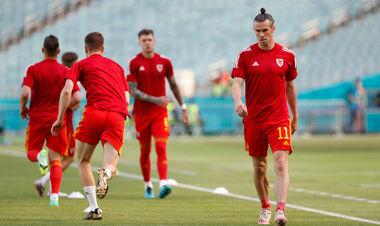 Уельс – Швейцарія. Бейл в основі. Стартові склади на матч Євро-2020