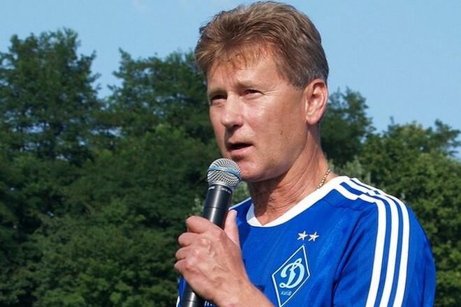 Источник: Нет данных, что Буряк станет новым спортивным директором Динамо