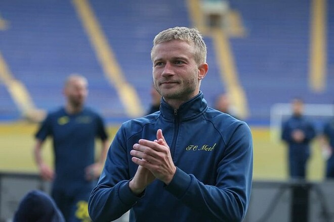 Воспитанник Динамо переподписал контракт с Металлом