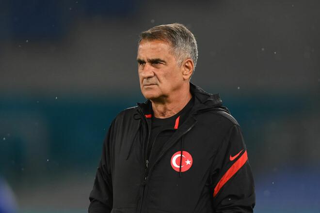 Тренер Турции: «Мы приехали в Рим за победой»