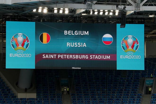 Бельгия – Россия – 3:0. Текстовая трансляция матча
