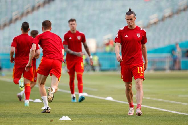 Уэльс — Швейцария 0:0 (1-й тайм): Яндекс.Спорт