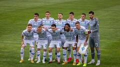 Динамо почне підготовку до сезону без Луческу