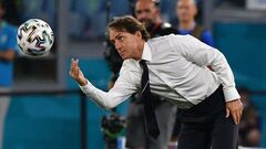 Роберто МАНЧИНИ: «Важно было быстро продвигать мяч вперед»