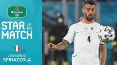 ФОТО. Неожиданный выбор. Назван лучший игрок матча Италии против Турции