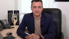ДЕНИСОВ: «Футболки сборной Украины просто разберут как горячие пирожки»