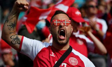 Данія - Фінляндія – 0:1. Коли футбол не головне. Відео голу та огляд матчу