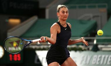Марта Костюк узнала первую соперницу на турнире в Бирмингеме