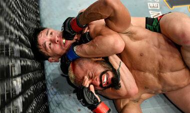 Фігейреду здався! Морено — новий чемпіон UFC у найлегшій вазі