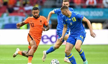 Нидерланды – Украина – 3:2. Евро-2020. Видео голов и обзор матча