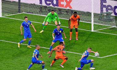 Пострадала Украина. Нидерланды впервые с 2008 года забили 2 гола на Евро