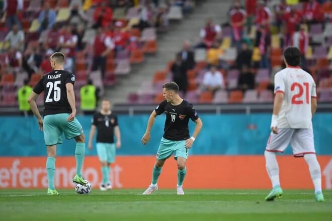 Австрия – Северная Македония – 3:1. Текстовая трансляция матча