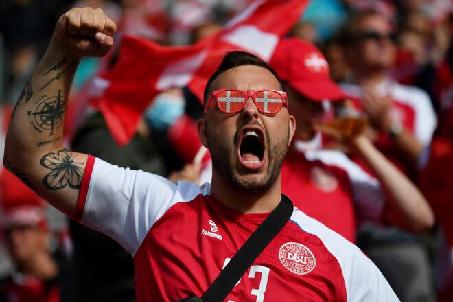 Дания – Финляндия – 0:1. Когда футбол не главное. Видео гола и обзор матча