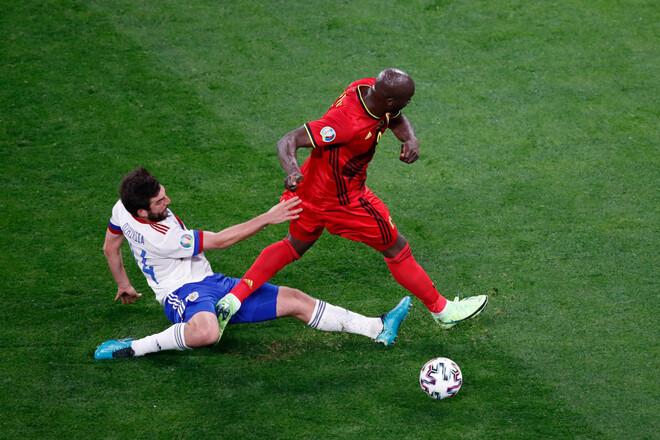 Бельгія - Росія - 3:0. Дубль Лукаку. Відео голів та огляд матчу.