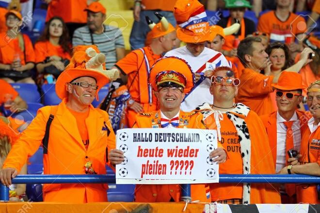 Оранжевое безумие: топ-5 фан-группировок Нидерландов