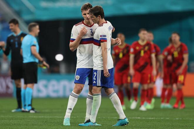 Игрок сборной России: «В первые 20 минут у Бельгии не было моментов»