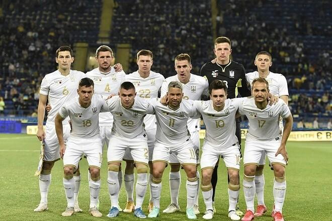 Каким будет стартовый состав сборной Украины в матче с Нидерландами
