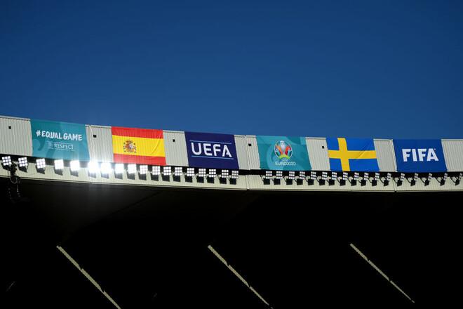 Испания – Швеция – 0:0. Текстовая трансляция матча