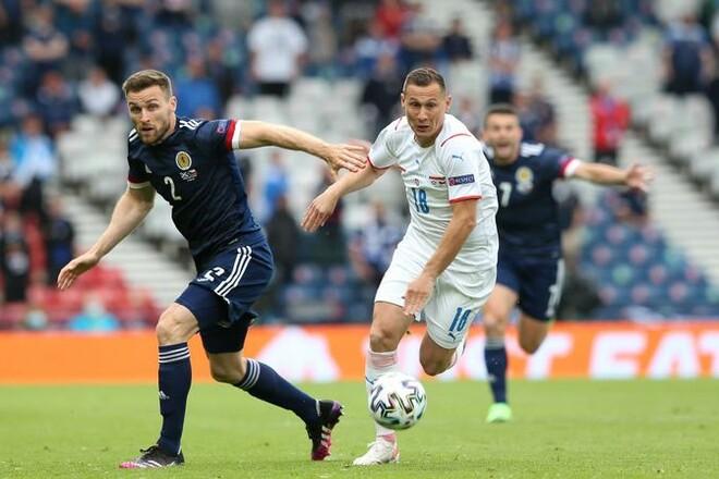 Шотландия – Чехия – 0:2. Текстовая трансляция матча