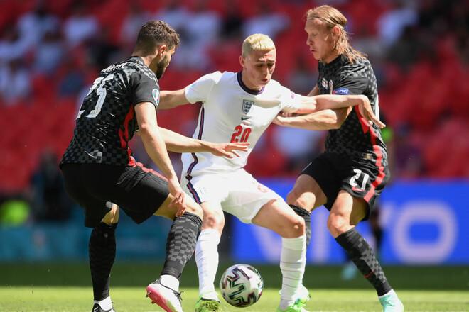 Одного гола хватило. Англия дома минимально победила Хорватию