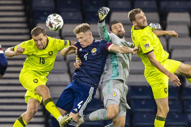 Шотландия - Чехия. Прогноз и анонс на матч Евро-2020