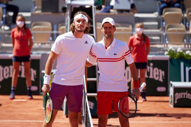 Джокович оформил камбэк в финале Ролан Гарос, выиграв 19-й титул Grand Slam