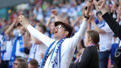 ВИДЕО. Трогательная перекличка фанов Дании и Финляндии в честь Эриксена