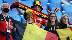 УЕФА: Начало матча Бельгия – Россия переносить не будут