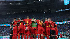 Три очка без особых усилий. Бельгия разгромила Россию в Санкт-Петербурге