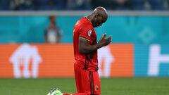 В Санкт-Петербурге освистали вставших на колено игроков сборной Бельгии