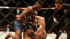 ВІДЕО. 7-секундний бій. Швидкий нокаут на UFC 263