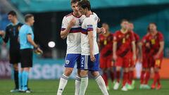 Гравець збірної Росії: «В перші 20 хвилин у Бельгії не було моментів»