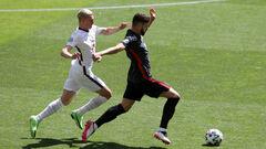 Англия – Хорватия – 1:0. Видео гола Стерлинга и обзор матча