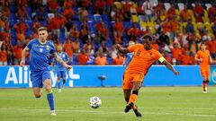 Чия помилка? Вейналдум відкрив рахунок у матчі Нідерландів і України