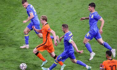 Пять выводов после матча Нидерланды – Украина