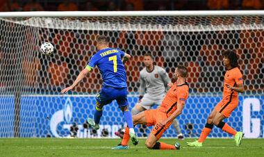 Україна встановила рекордну безгольову серію на Євро
