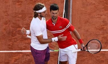 Рейтинг ATP. Циципас дебютирует в топ-4, два личных рекорда украинцев