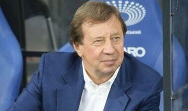 Юрій СЬОМІН: «Вітаю Шевченка з хорошою роботою, Україна заслужила очко»