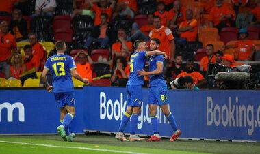 Другий тайм матчу в Амстердамі став одним з найрезультативніших в історії